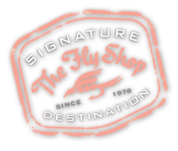 The Fly Shop Logo