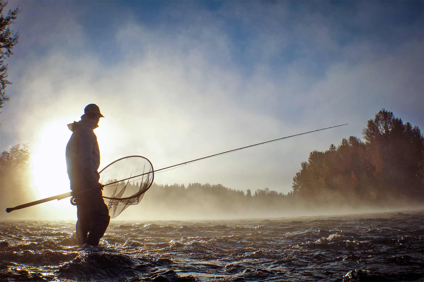 Canada fly fishing trout and steelhead fly fishing for Fly fishing catalog