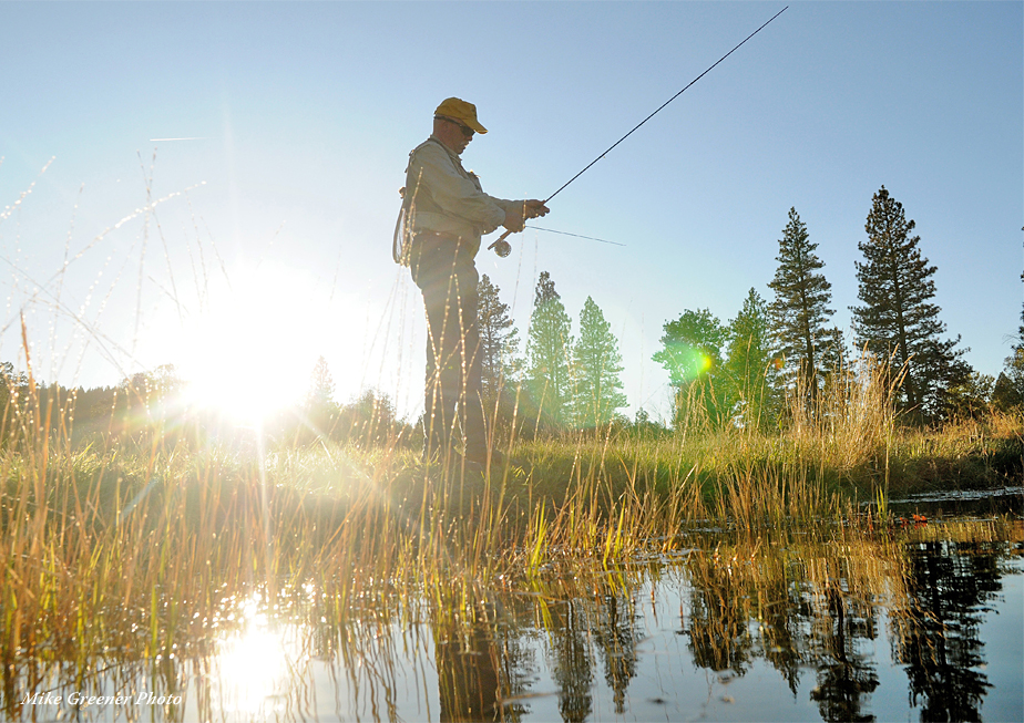 The Fly Shop Private Waters Image