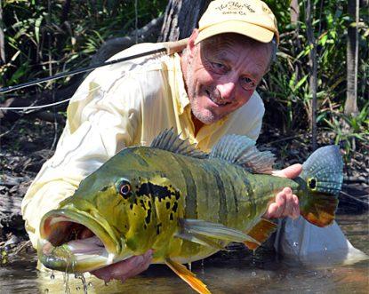 Eric Ersch - Colombia Peacock Bass