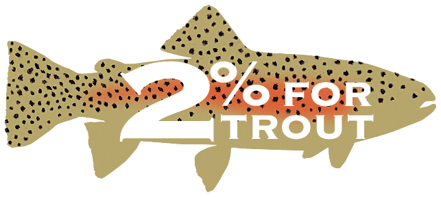 2% for Trout