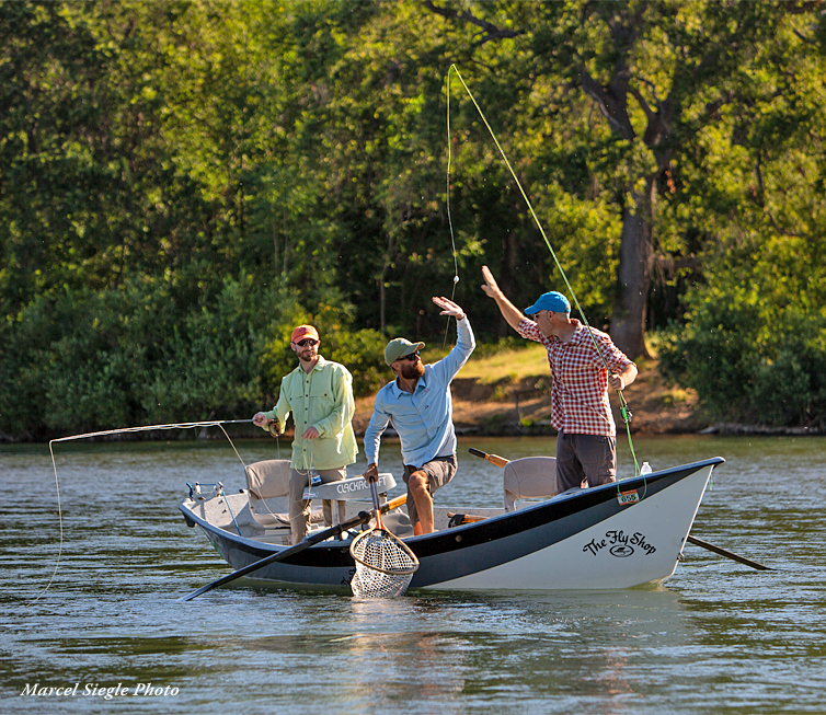 Guide Service in Northern California - The Fly Shop